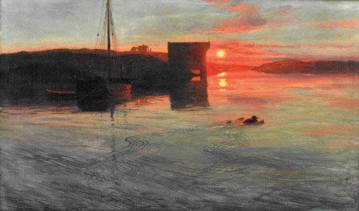 Brønnøysund - Thorolf Holmboe