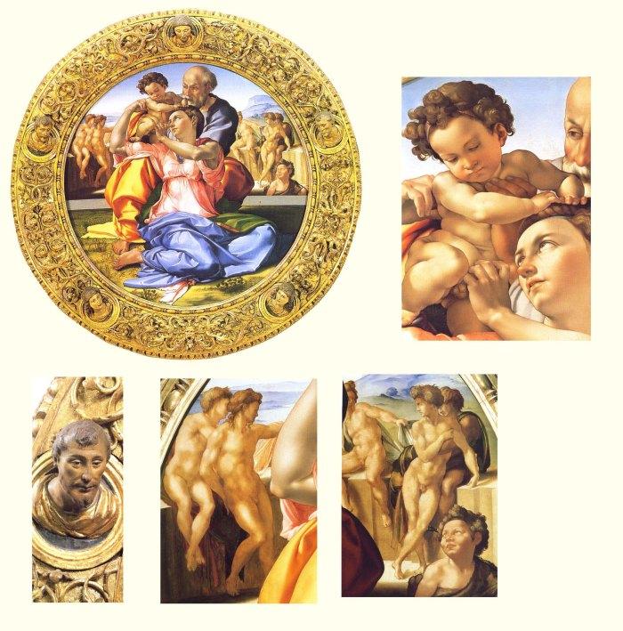 Michelangelo Il tondo Doni