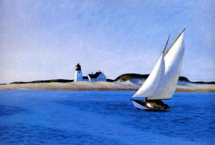 Hopper, The Long Leg, 1935
