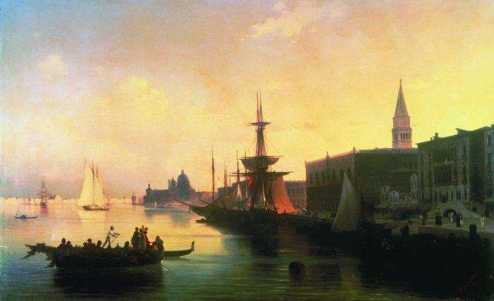 Ivan-Aivazovsky-Venice-4-