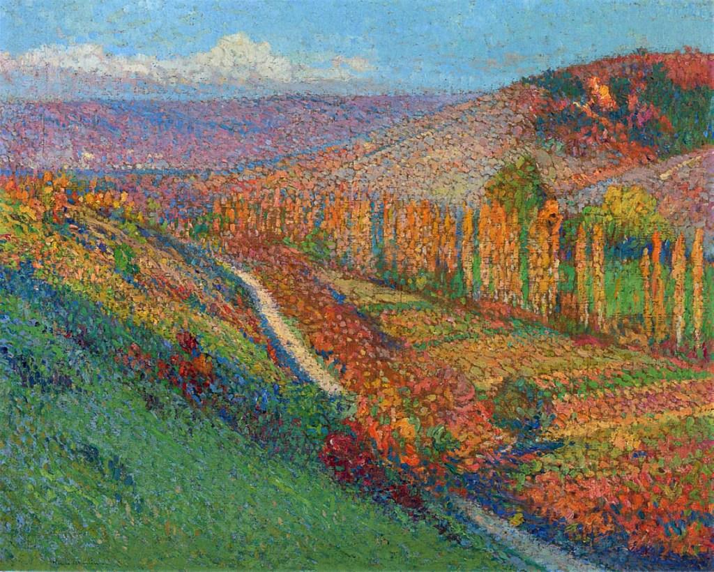 Greeen valley