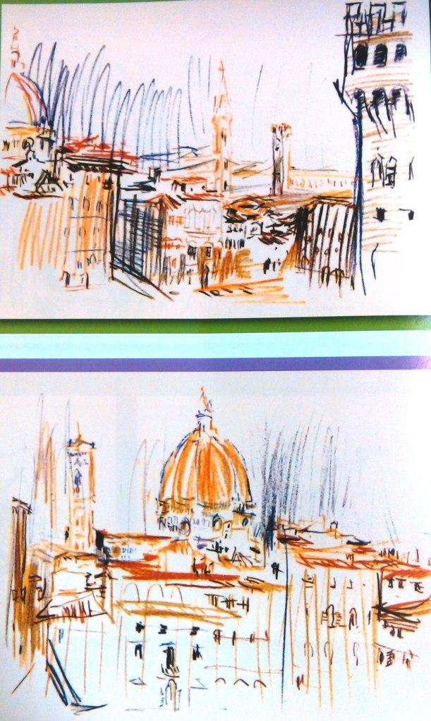 Vedute di Firenze - 1954 circa