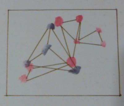 Triangoli ideali ed equilibrio compositivo dell'opera