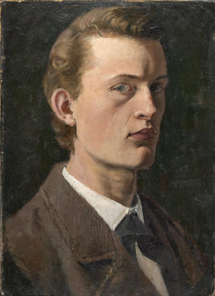 1882 - Autoritratto