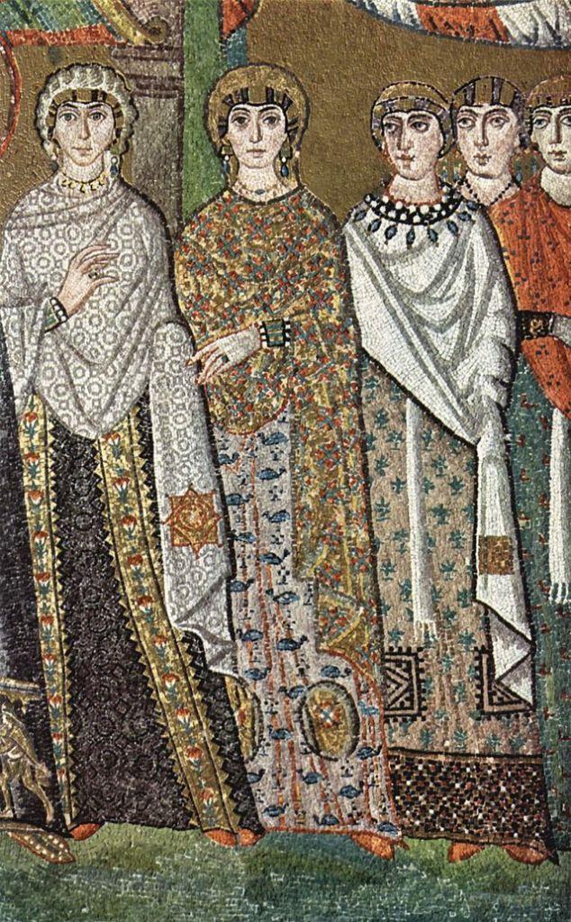 Mosaici di San Vitale, Ravenna