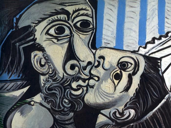 Picasso - Bacio - 1925