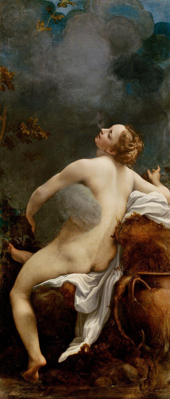 Correggio - Giove e IO - 1532