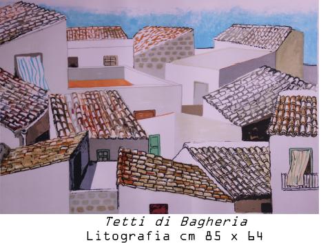 I tetti di Bagheria