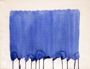 Yves-Klein-Untitled-Blue-Monochrome